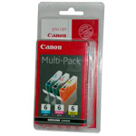 Картридж Canon BCI-6 Multi Pack (Y/PC/PM)