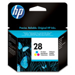Картридж HP 28 C8728AE цветной (Hewlett Packard №28 color): купить