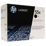 Картридж HP CE255X (Hewlett Packard 55X)