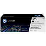 Картридж HP 410X черный (Hewlett Packard CE305X black)
