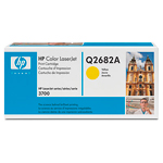 Картридж HP Q2682A желтый (Hewlett Packard Q2682A yellow)